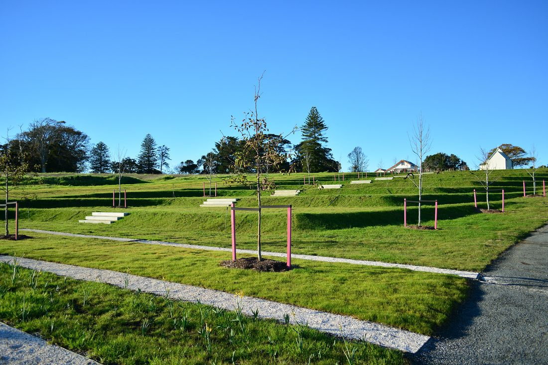 The Esplanade and Outdoor Gallery Bespoke Landscape