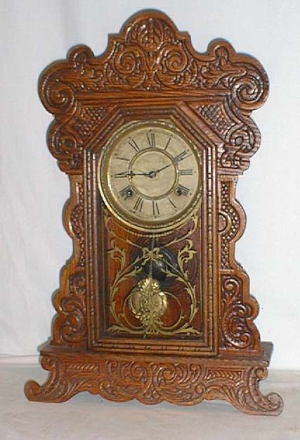 Pin By Missy Arbour On The Spice Of Life Antique Clocks Clock Vintage Clock