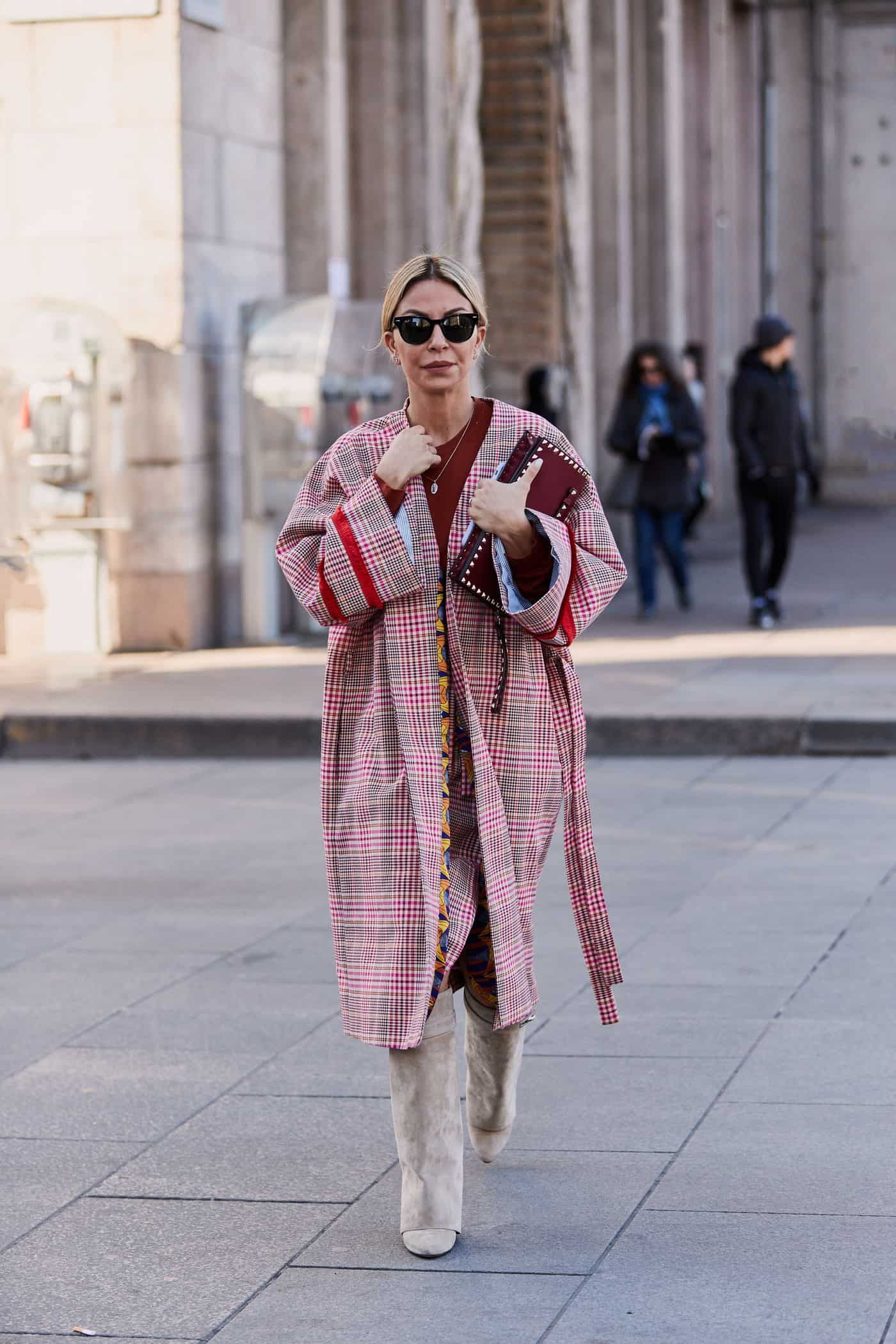135 Best Street Style Looks From Milan Fashion Week | I