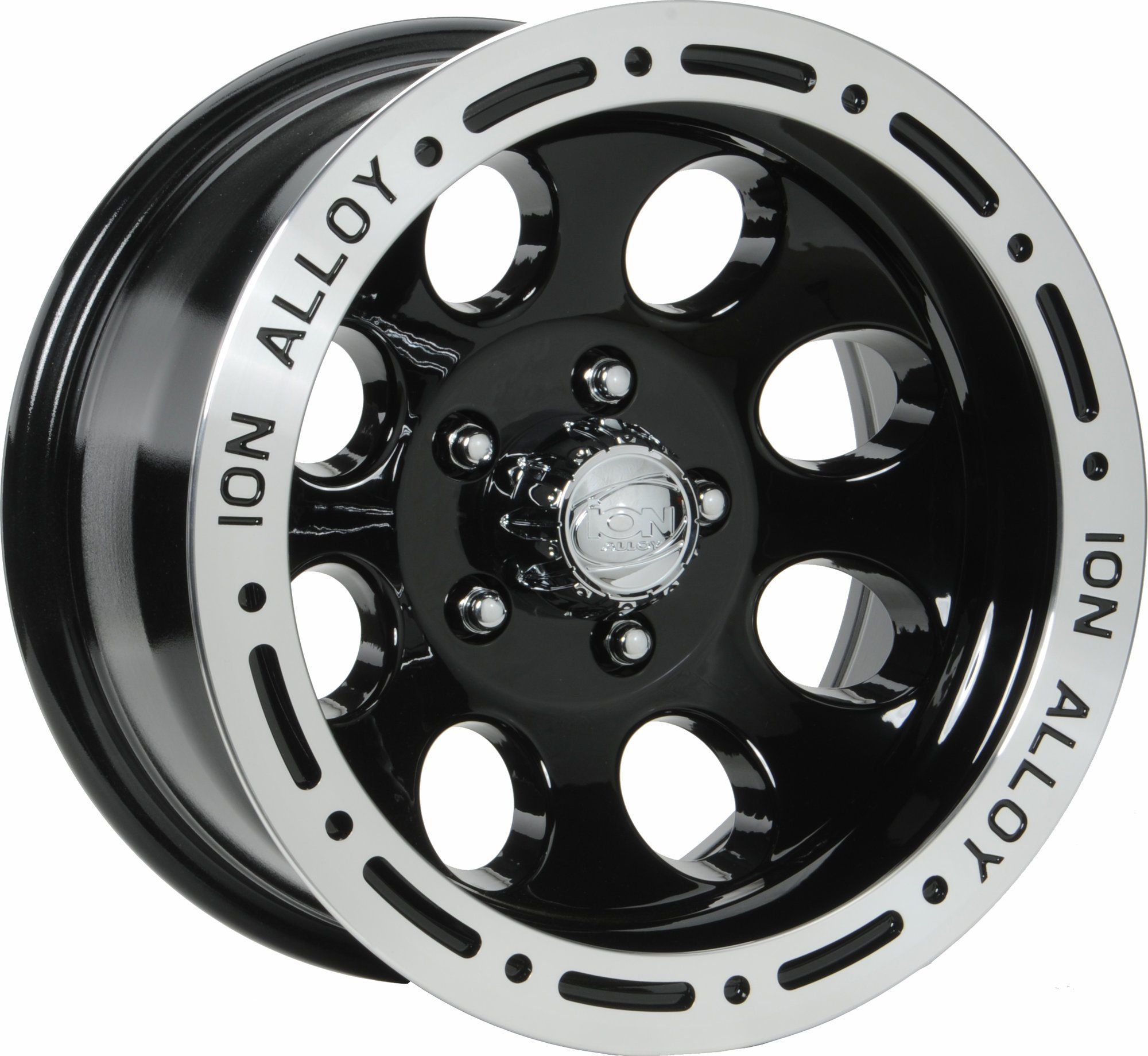 iON Series 174 Wheel for 8706 Jeep Wrangler YJ & TJ (With