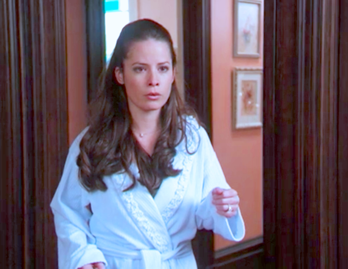 piper halliwell's wedding day | holly marie combs ...