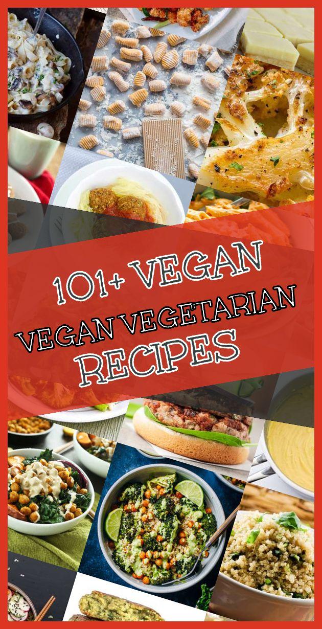 Here Are The 101 Most Delicious Vegan Vegan Vegetarian
