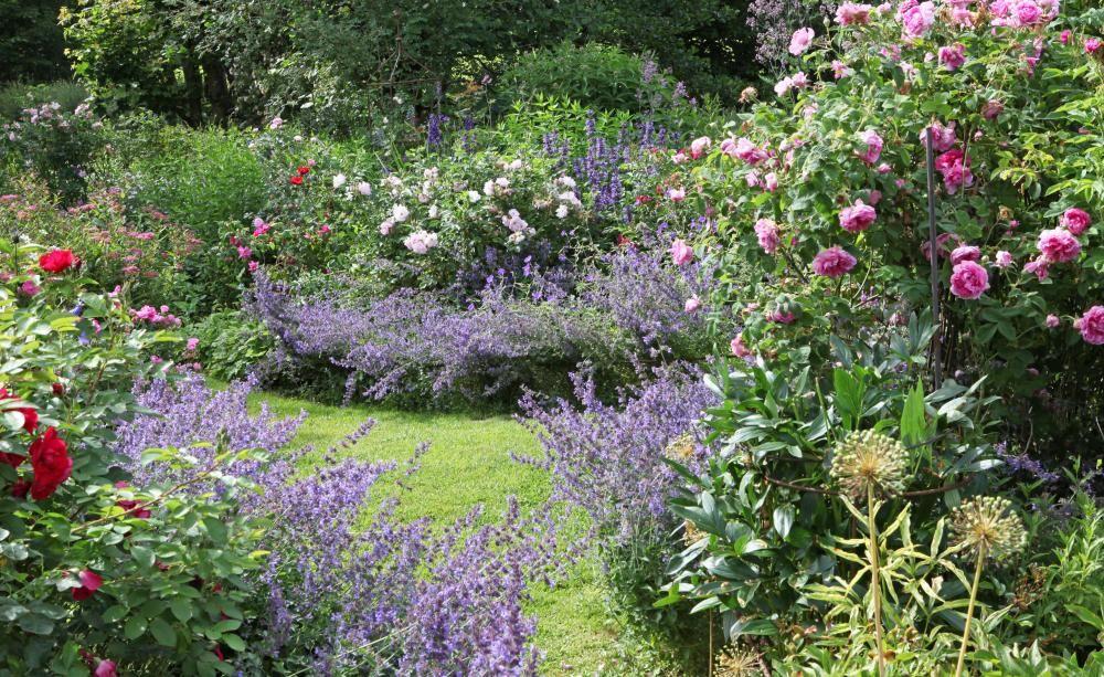 Rosengarten garten 1 1 pinterest garten rosengarten for Gartengestaltung joanna