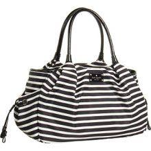 Kate Spade Nylon Stripe Stevie Baby Bag Shoulder