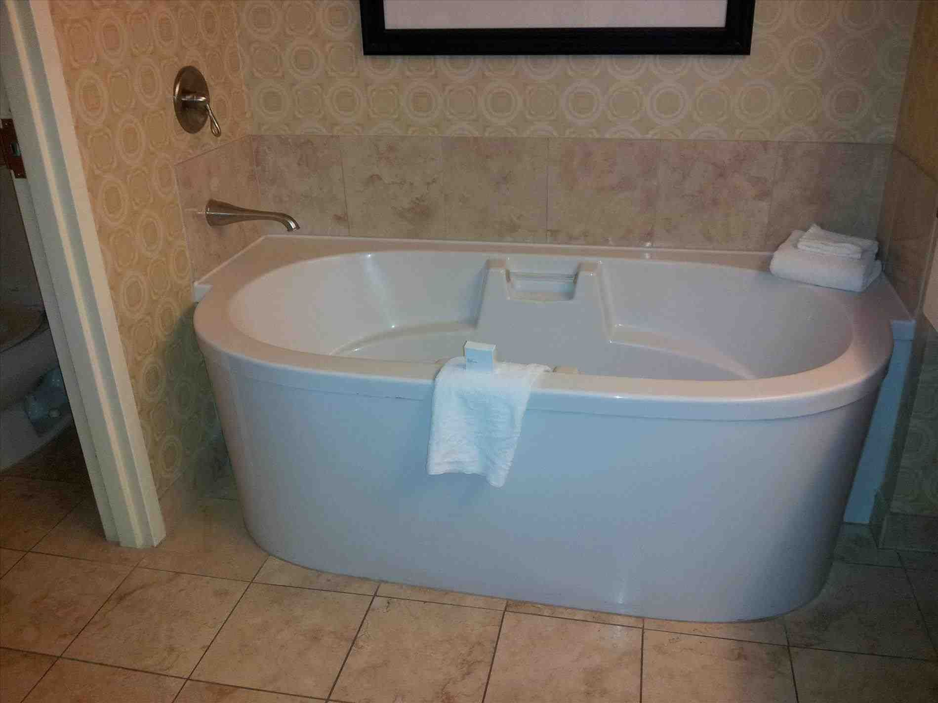 Soaking Tub With Shower Combo. Nice Compromise Between Shower And ...