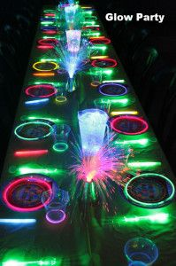 Have a glow party with these resources over at www.teachkidstohoop.com