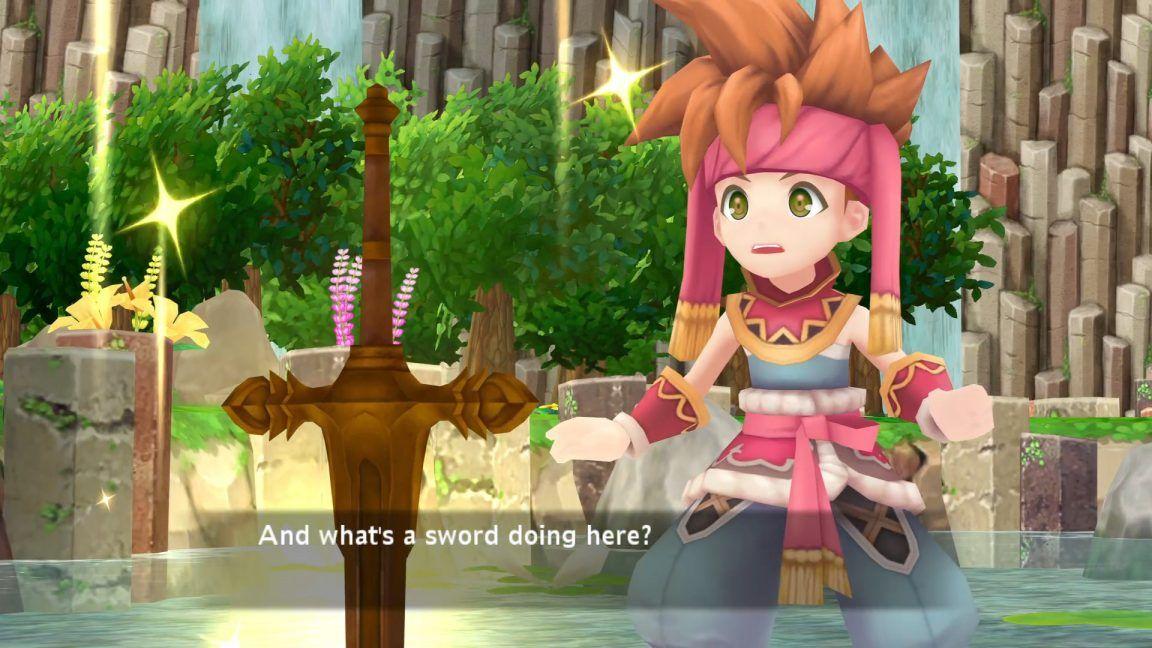 Famitsu scores reviews roundup Secret of Mana, Fantasy