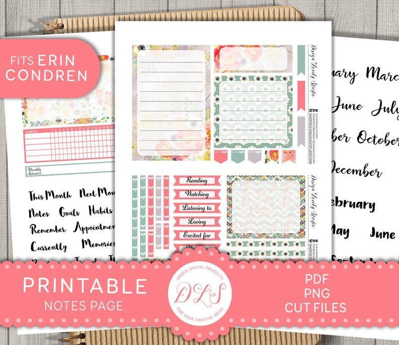 happy planner and more 18 Family Fun Night Planner Stickers for eclp Set
