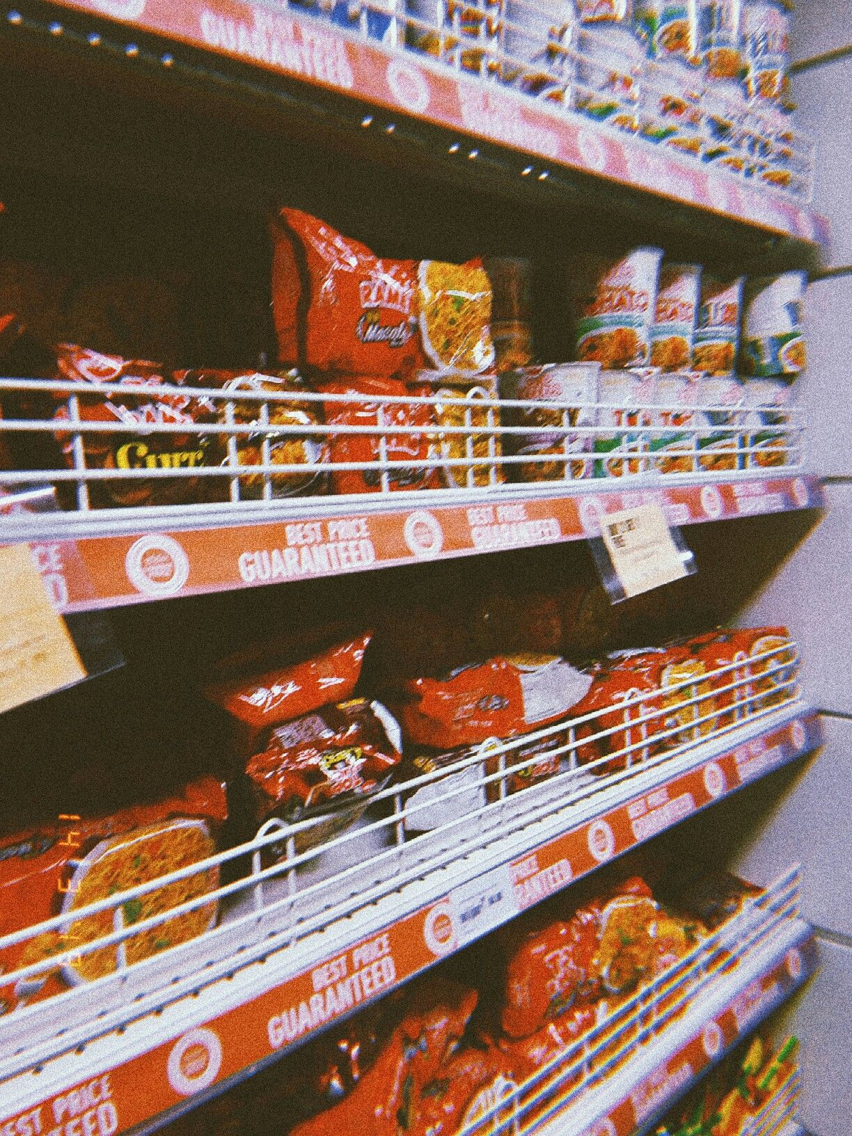 Ramen Section Might Be My Favourite Section Ramen Noodles Grocery Store Aesthetics Vsco Edit T Aesthetic Food Food Goals Pretty Food