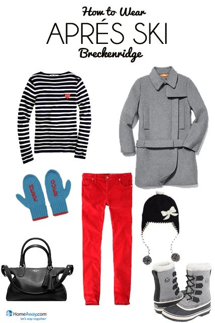 what to wear in the evenings skiing