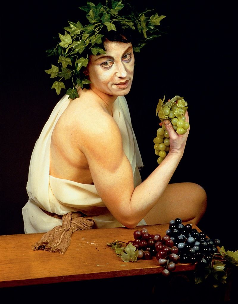 """When I look at the pictures, I never see myself; they aren't self-portraits. Sometimes I disappear."" –Cindy Sherman, born today in 1954. (My first photographic inspiration was Sherman)"