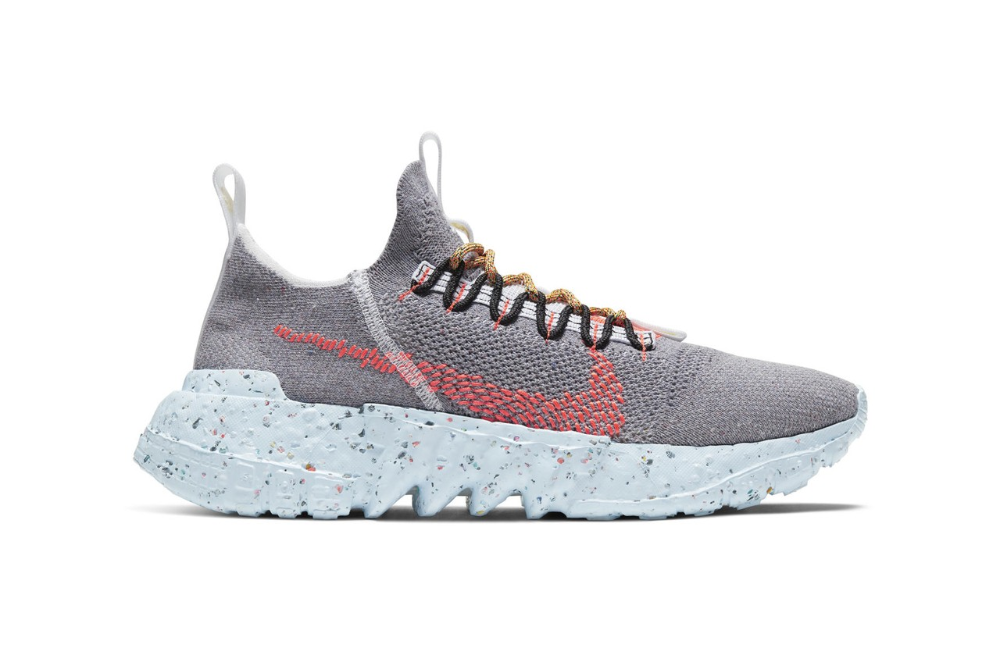 Nike Space Hippie Collection Receives Official Release