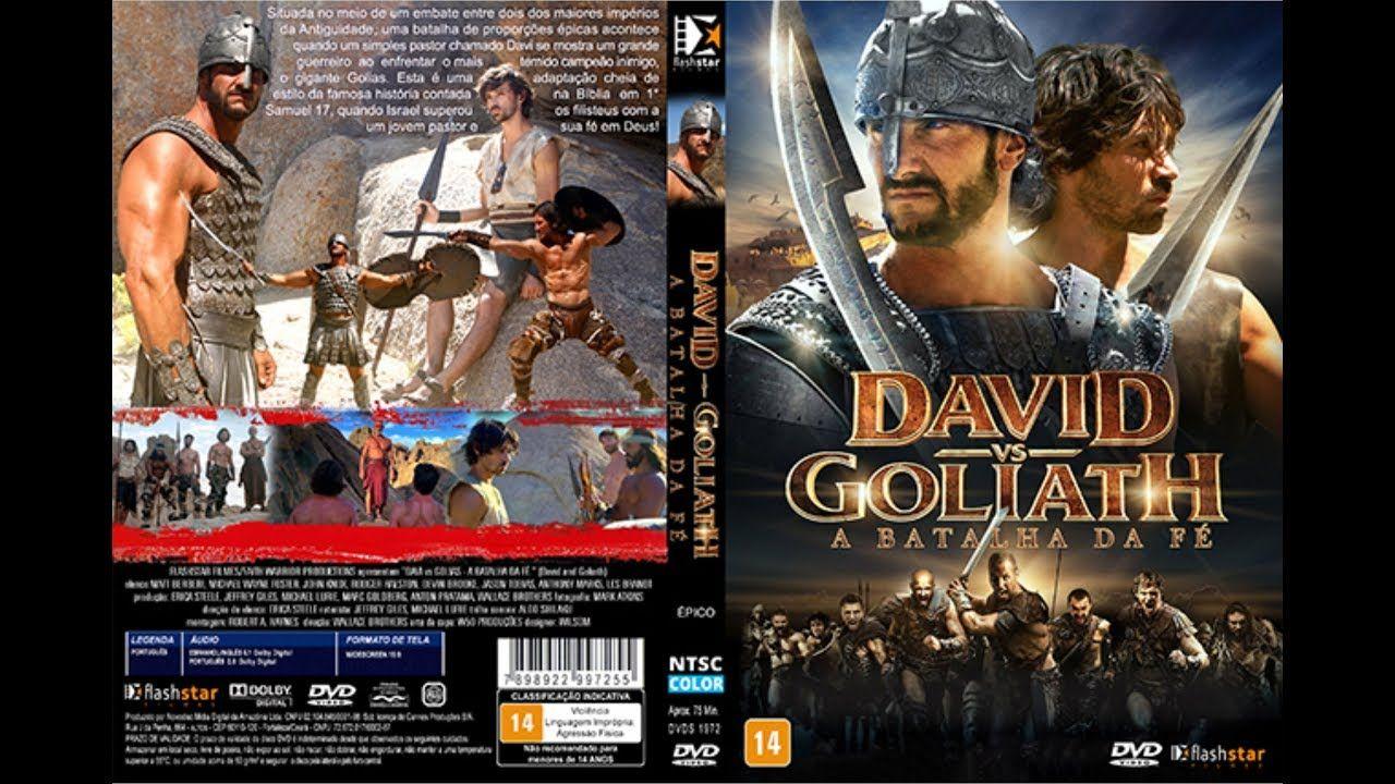 Filme Davi E Golias A Batalha Da Fe 2017 Youtube Filmes Biblicos Davi E Golias Filmes Evangelicos