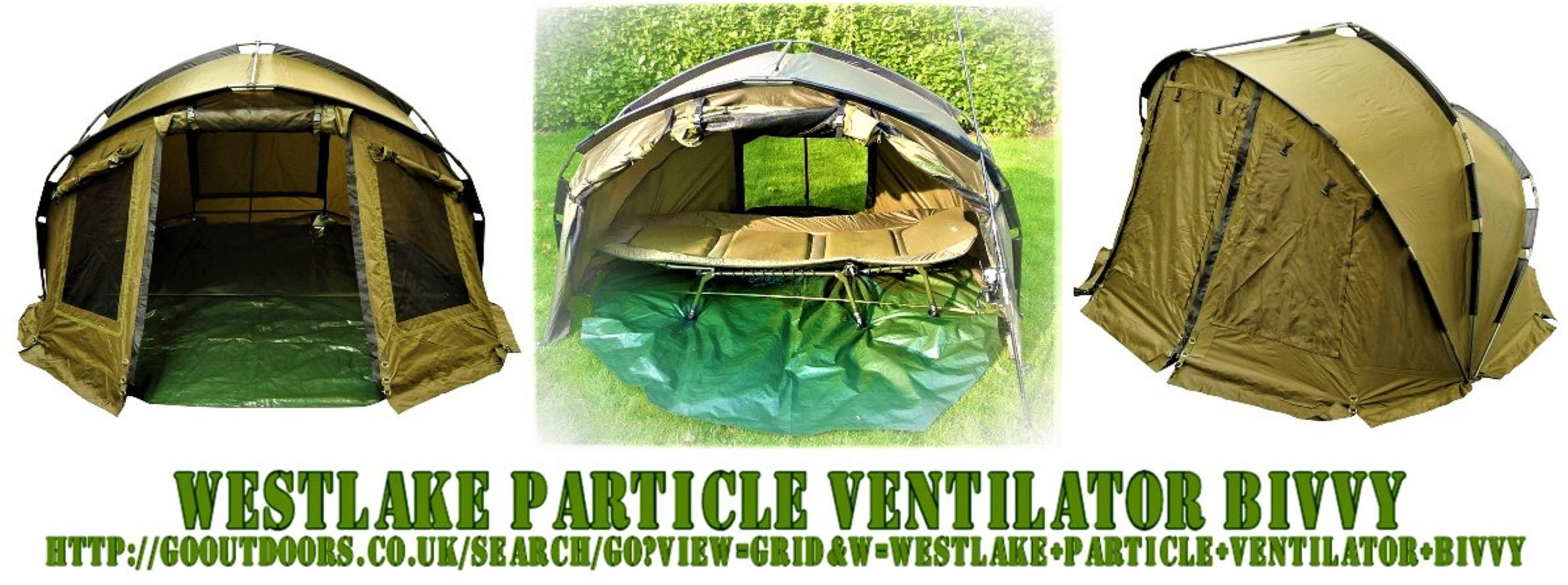 Westlake Particle Ventilator Bivvy. //gooutdoors.co.uk/search  sc 1 st  Pinterest & Westlake Particle Ventilator Bivvy. http://gooutdoors.co.uk/search ...