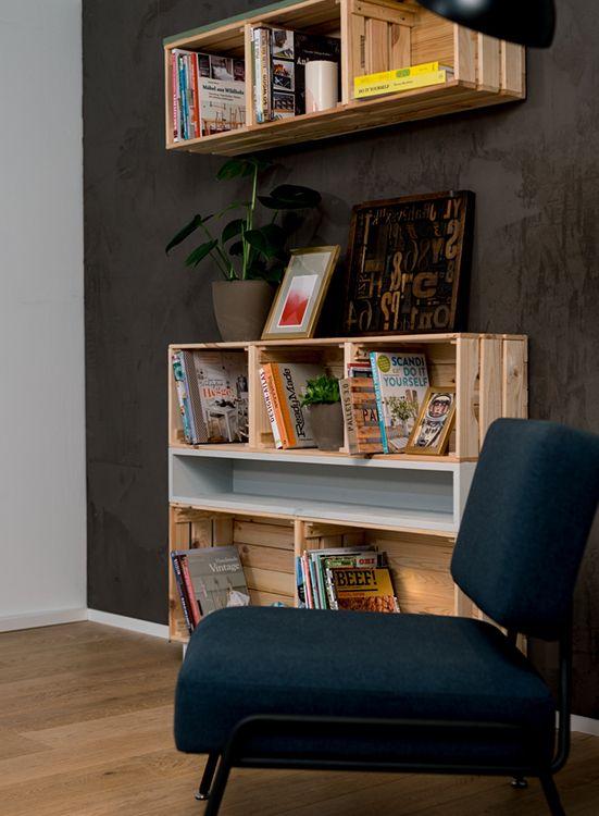 sideboard setzkasten selber bauen aufbewahrung in 2019 paletten weinkisten m bel jetzt. Black Bedroom Furniture Sets. Home Design Ideas