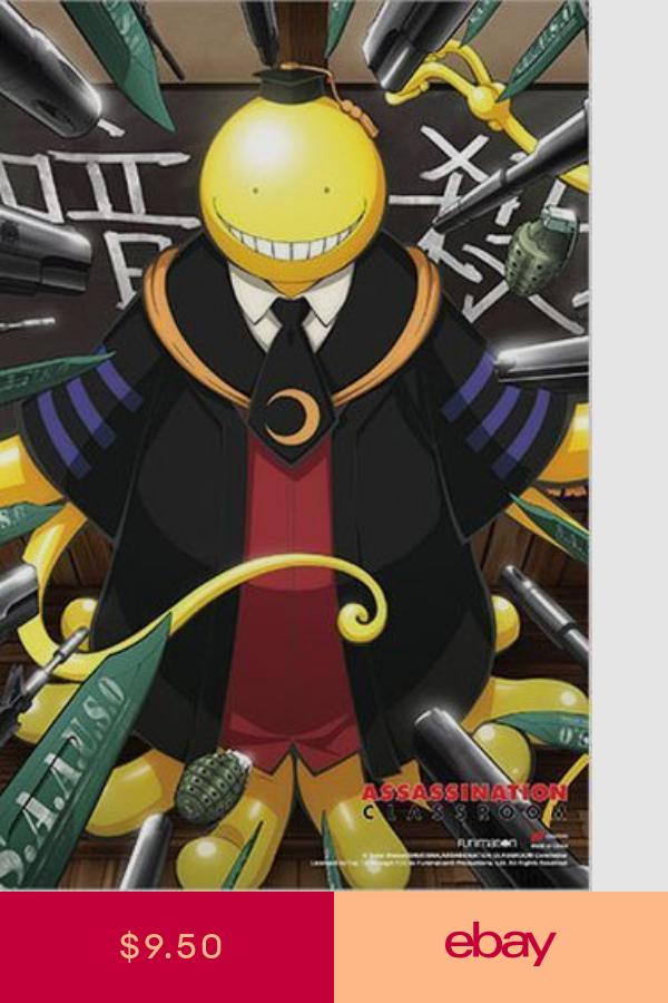 Art Posters Art ebay Assasination classroom, Assassin