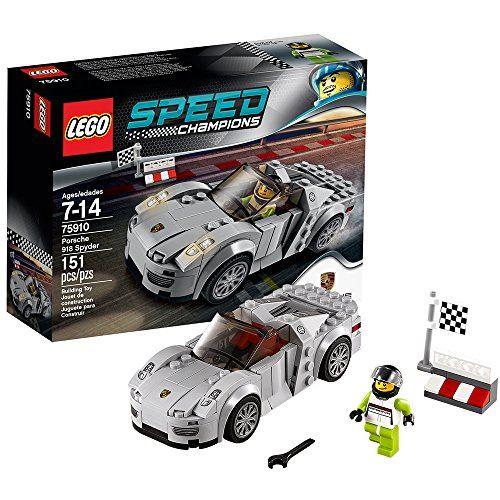 Porsche 918 Spyder LEGO http://www.amazon.com/dp/B00NVDJ7VG/ref ...