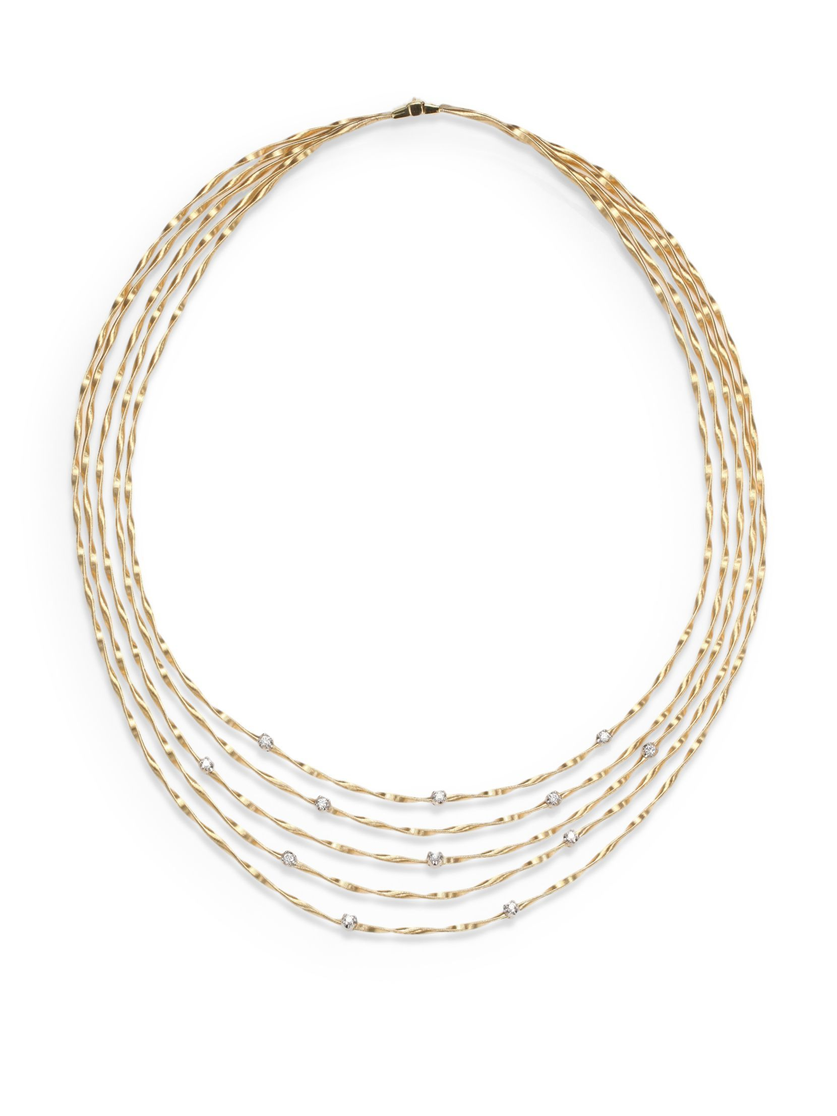 of rack choker shop image nadri product cz dame row nordstrom necklace multi