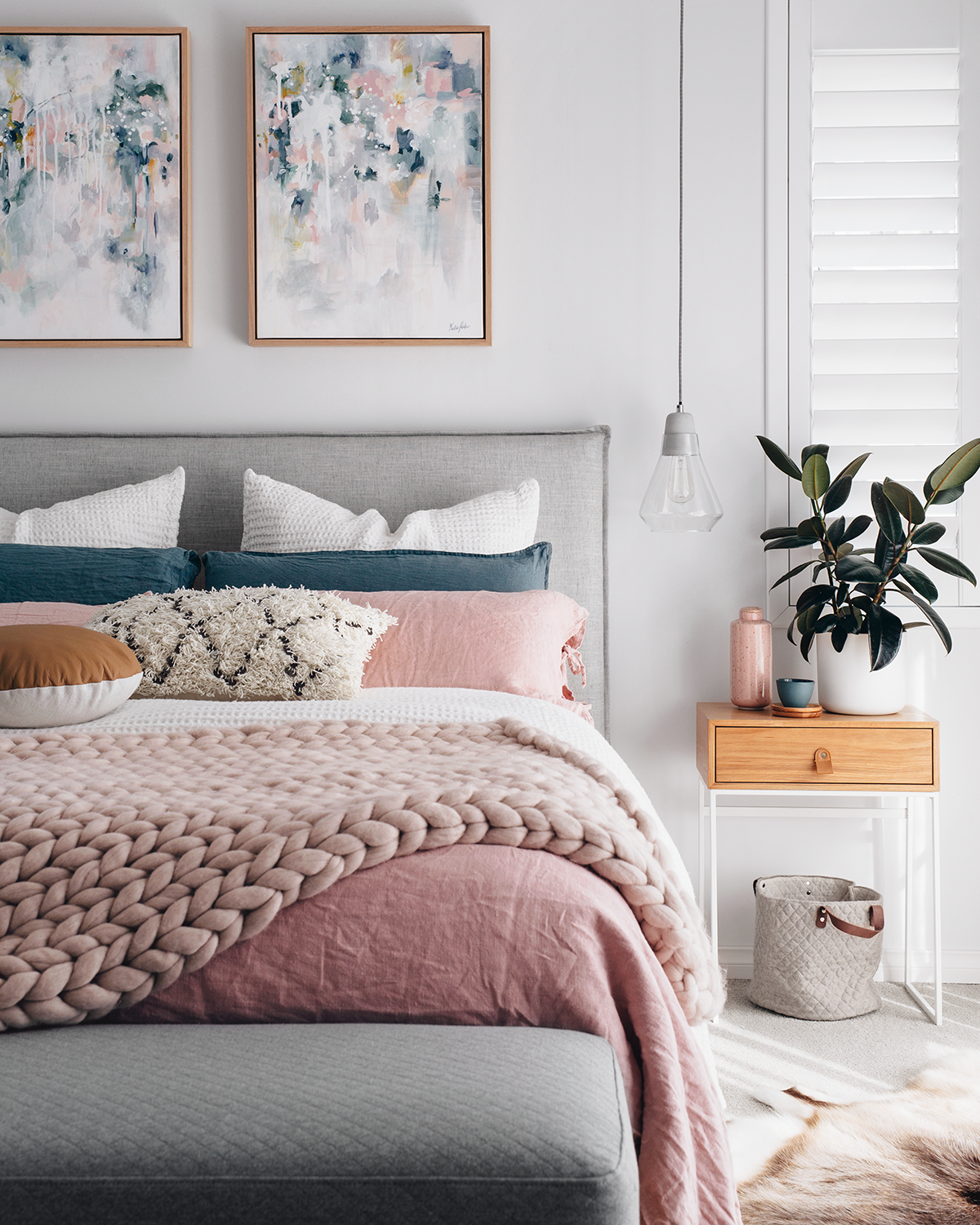 9 Bedroom Color Schemes for People Who Like to Keep it Trendy ...