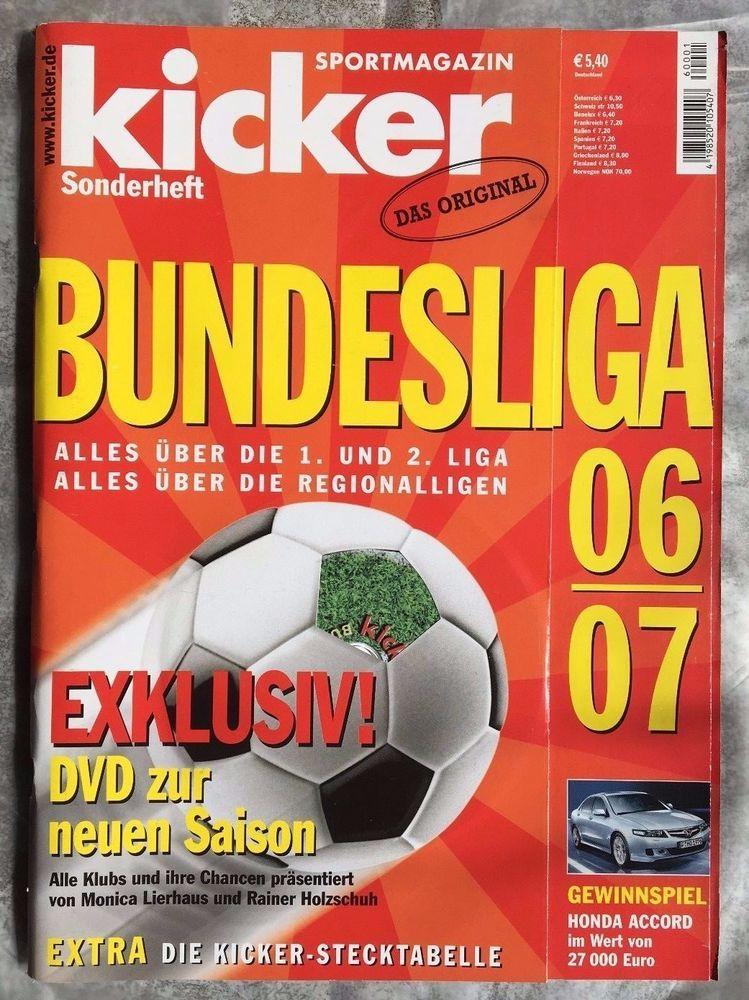 Kicker.De/Bundesliga-Gewinnspiel