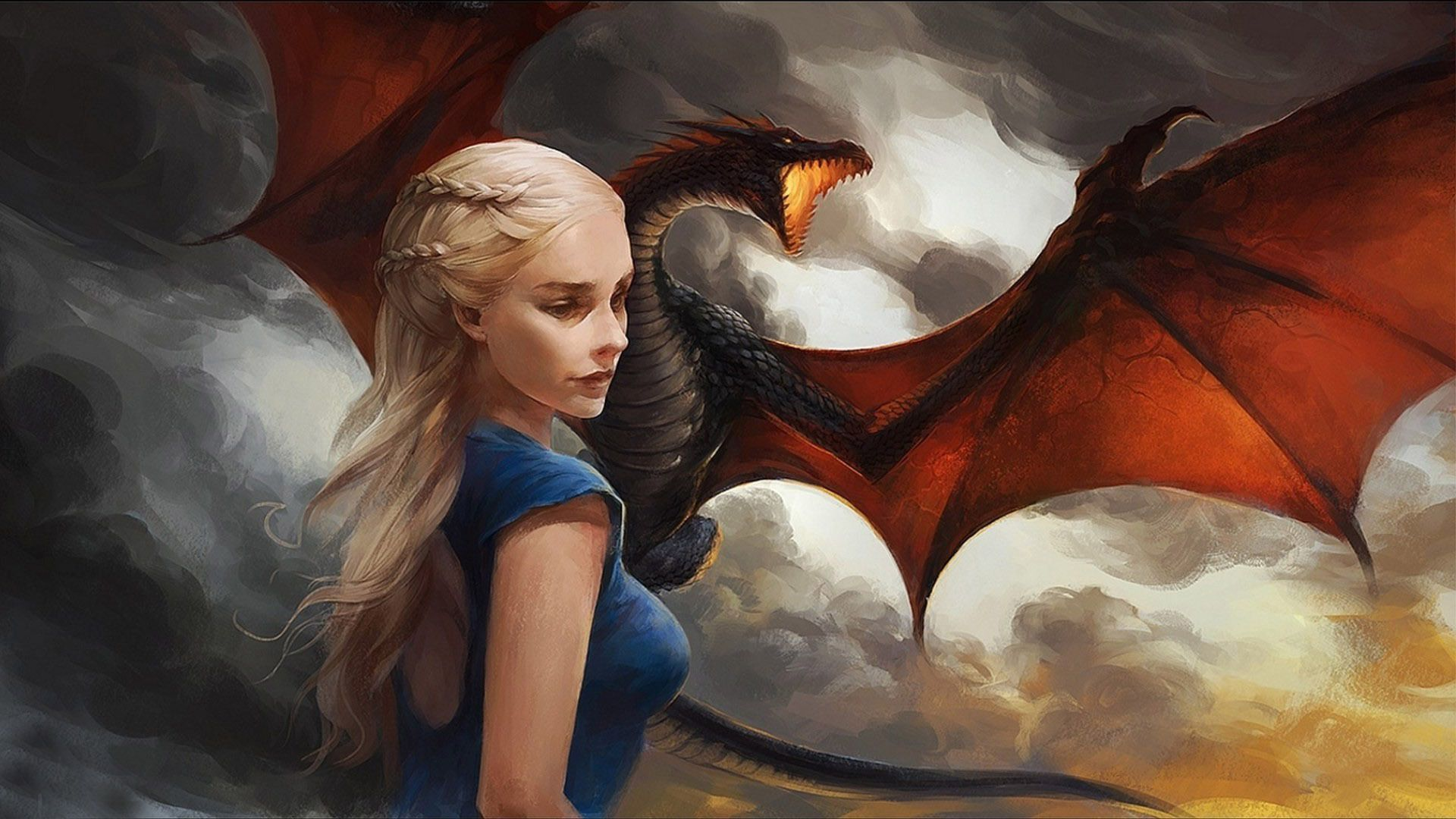 game of thrones khaleesi logo