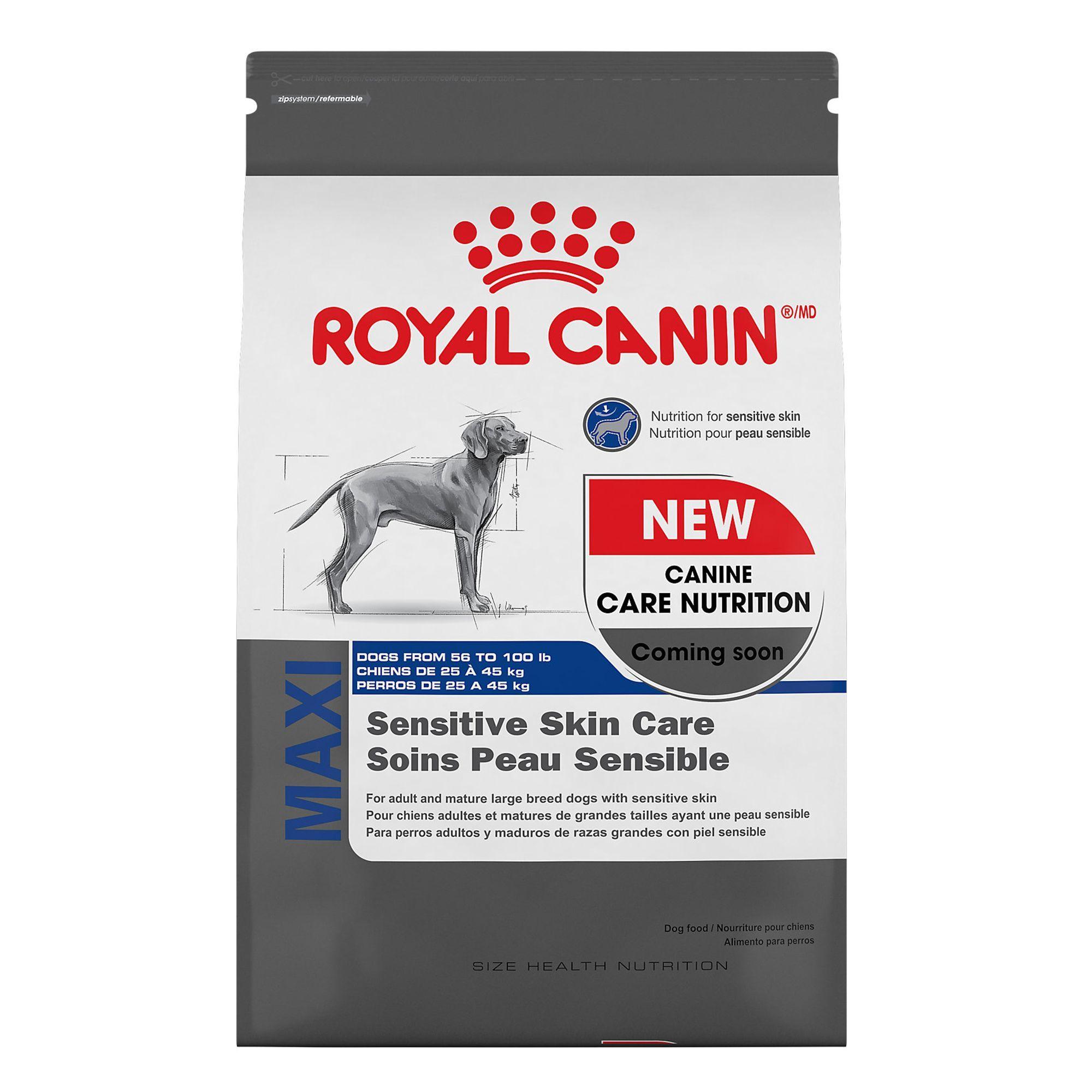 Royal Canin Size Health Nutrition Sensitive Skin Care Large Dog
