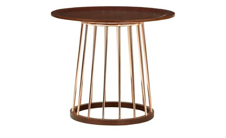 Beistelltisch Copper, gefunden bei Möbel Höffner    www