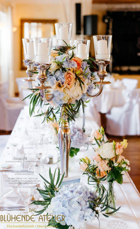 Hochzeit Schwabhausen Gasthof Lachner Hellblau Apricot Eucalypthus Pfingstrosen Mai Sommerhochzeit Dekor Hochzeit Sommerhochzeit Hochzeitstisch