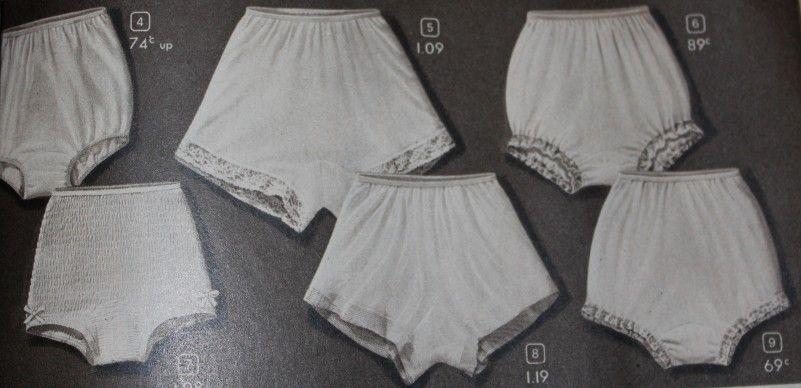 1940s Lingerie- Bra, Girdle, Slips, Underwear History ...