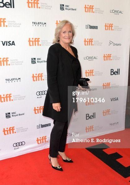 "Glenn Close In 05 Set 2013 ""The Big Chill"" 30th Anniversary Screening - 2013 Toronto International Film Festival."