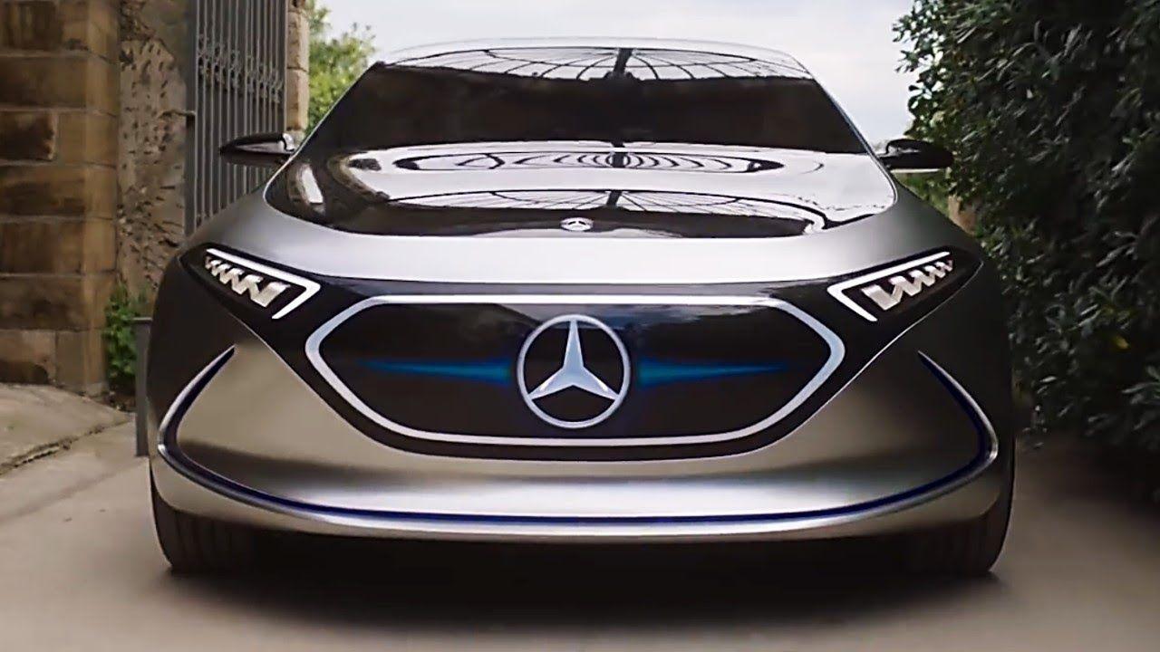 2020 Mercedes Benz EQA The Most HiTech Mercedes Ever