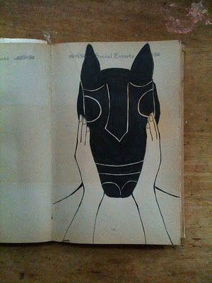 1920 sketchbook series