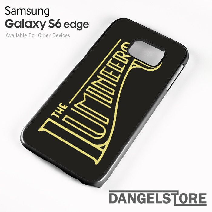 The Lumineers Logo For Samsung S6 Edge Case Products Pinterest