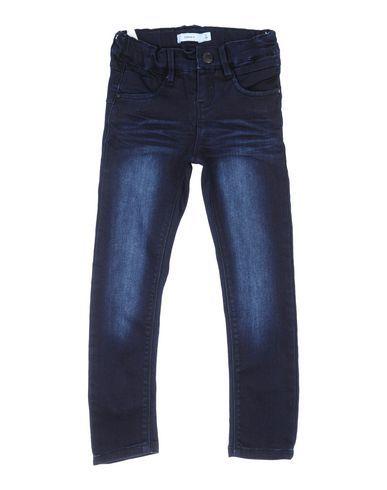 NAME IT® Girl's' Denim pants Blue 8 years