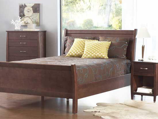 Dania Beds Riviera Sleigh Bed Master Bedroom Redo Bed