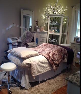 Treatment rooms | Future salon ideas! | Pinterest ...