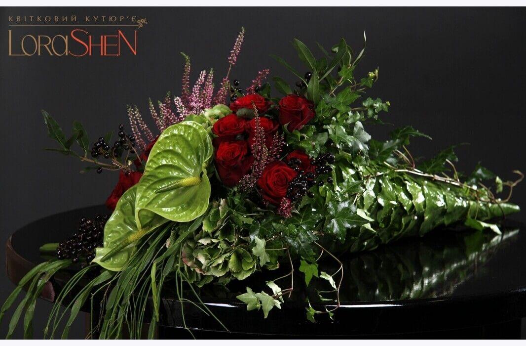 Флористика оформление мужских букетов европа плюс, цветок