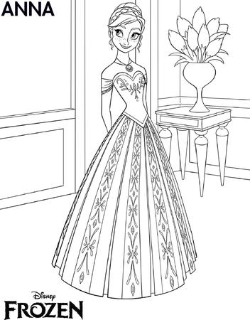 Disney Frozen Coloring Pages Boyama Sayfalari Boyama Kagidi