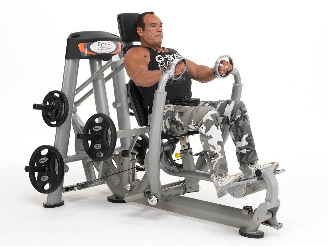 Zevenduizendserieen Dyna Q Fitness Dynamic Quality Gym Accessories Upper Body Strength Gym