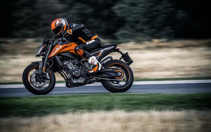 Download Wallpapers KTM 790 Duke Raceway 4k 2019 Bikes Biker Superbikes