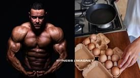 5 Frühstücks-Tipps mit hohem Proteingehalt für den Muskelaufbau - Muskelaufbau|Eiweiss|Protein