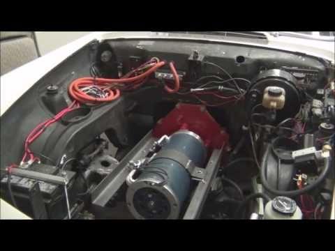 Dss Electric Drag Truck Warp 9 Motor R Arrived You