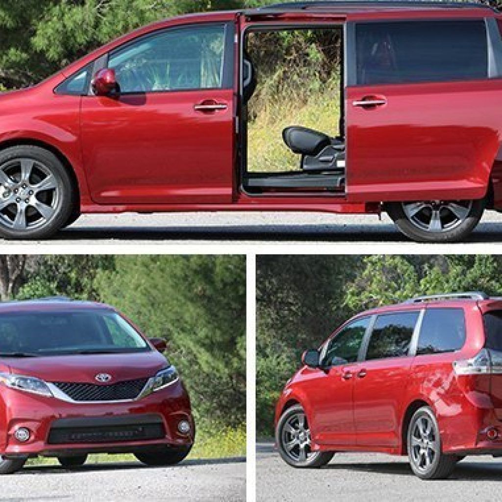 2017 all new toyota sienna fwd review httpwww