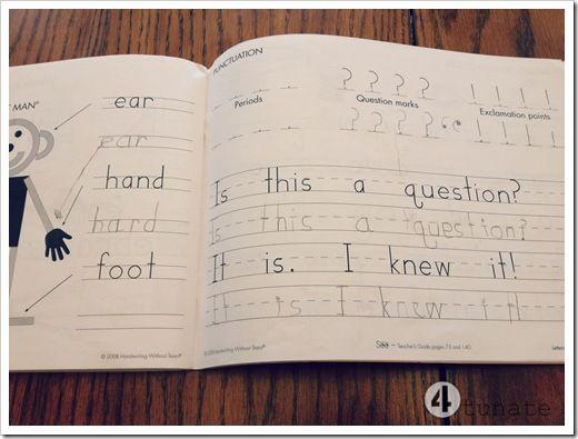 handwriting without tears homeschool kindergarten same curriculum as monroe christian school. Black Bedroom Furniture Sets. Home Design Ideas