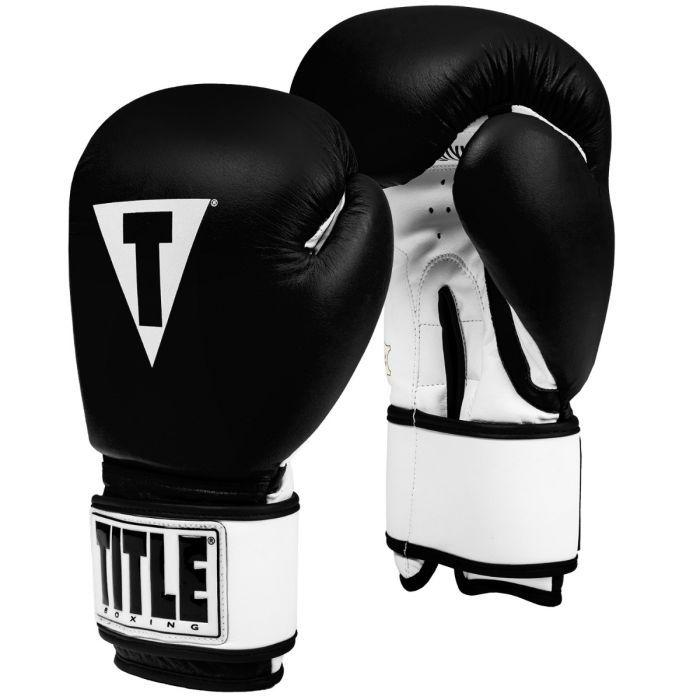 TITLE Premier Leather Super Bag Gloves 2.0