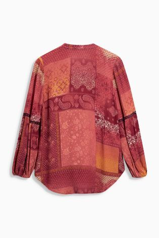 Buy Embroidered Folk Top online today at Next: Canada