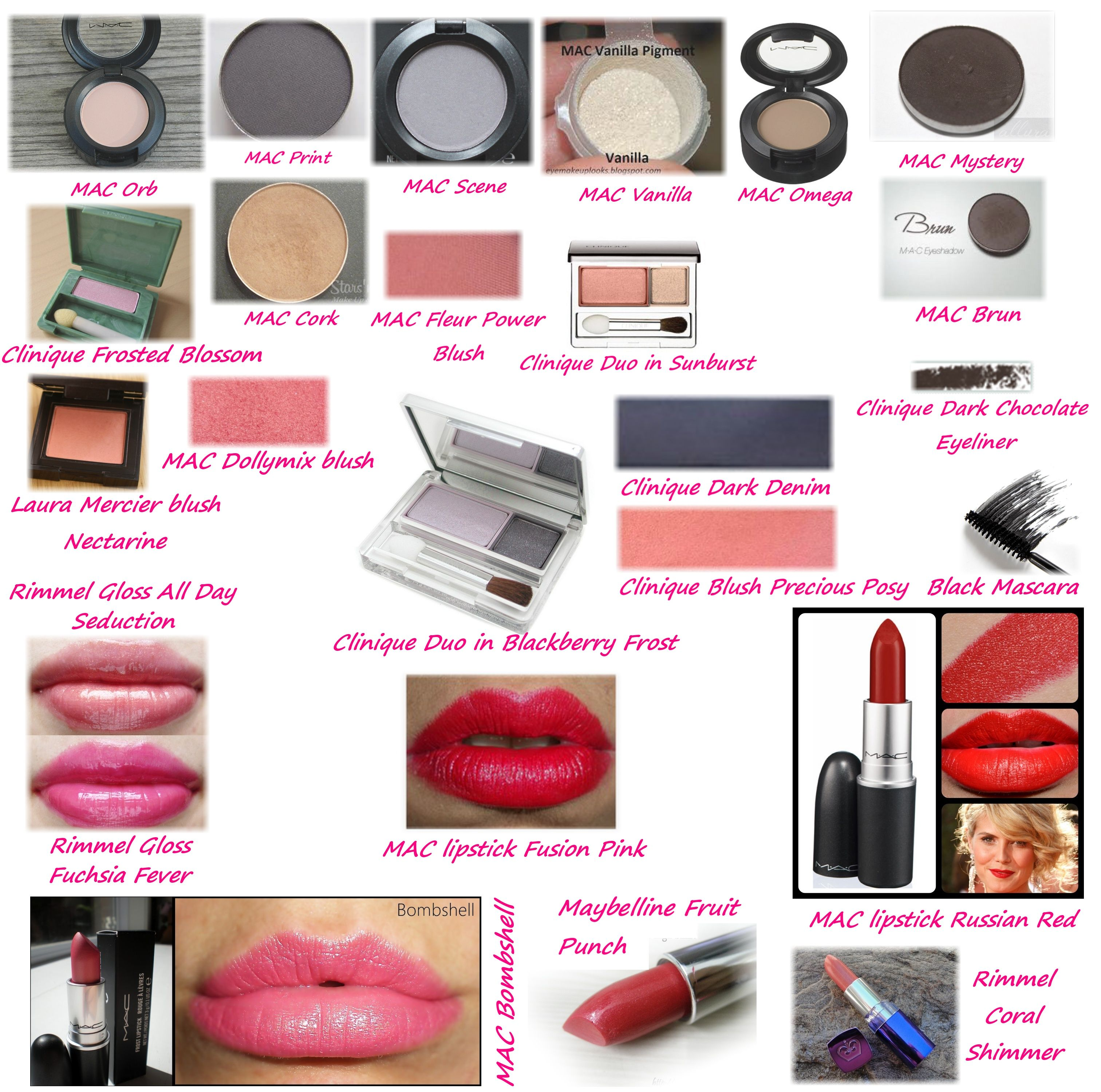 Bright Spring Makeup Spring Makeup Bright Spring Clear Spring