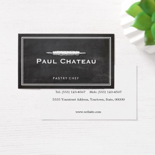 Bakery pastry chef rolling pin baker logo business card pastry bakery pastry chef rolling pin baker logo business card colourmoves