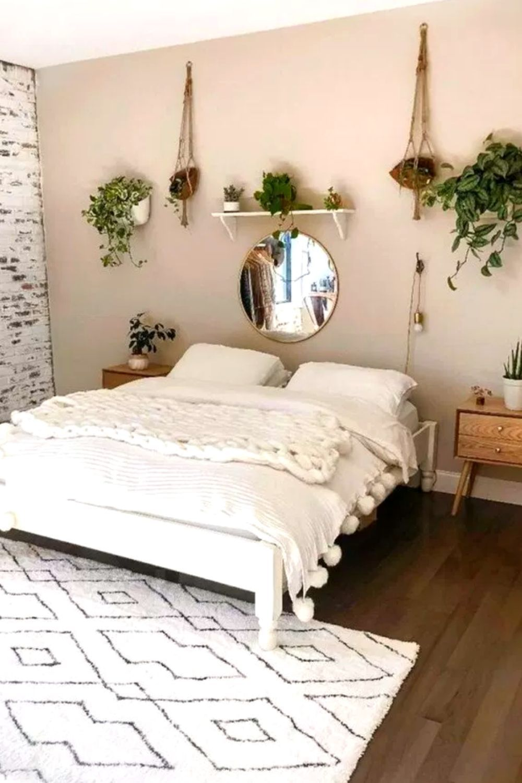 Cozy Minimalist Bedroom Decorating Ideas With Special Look in 5