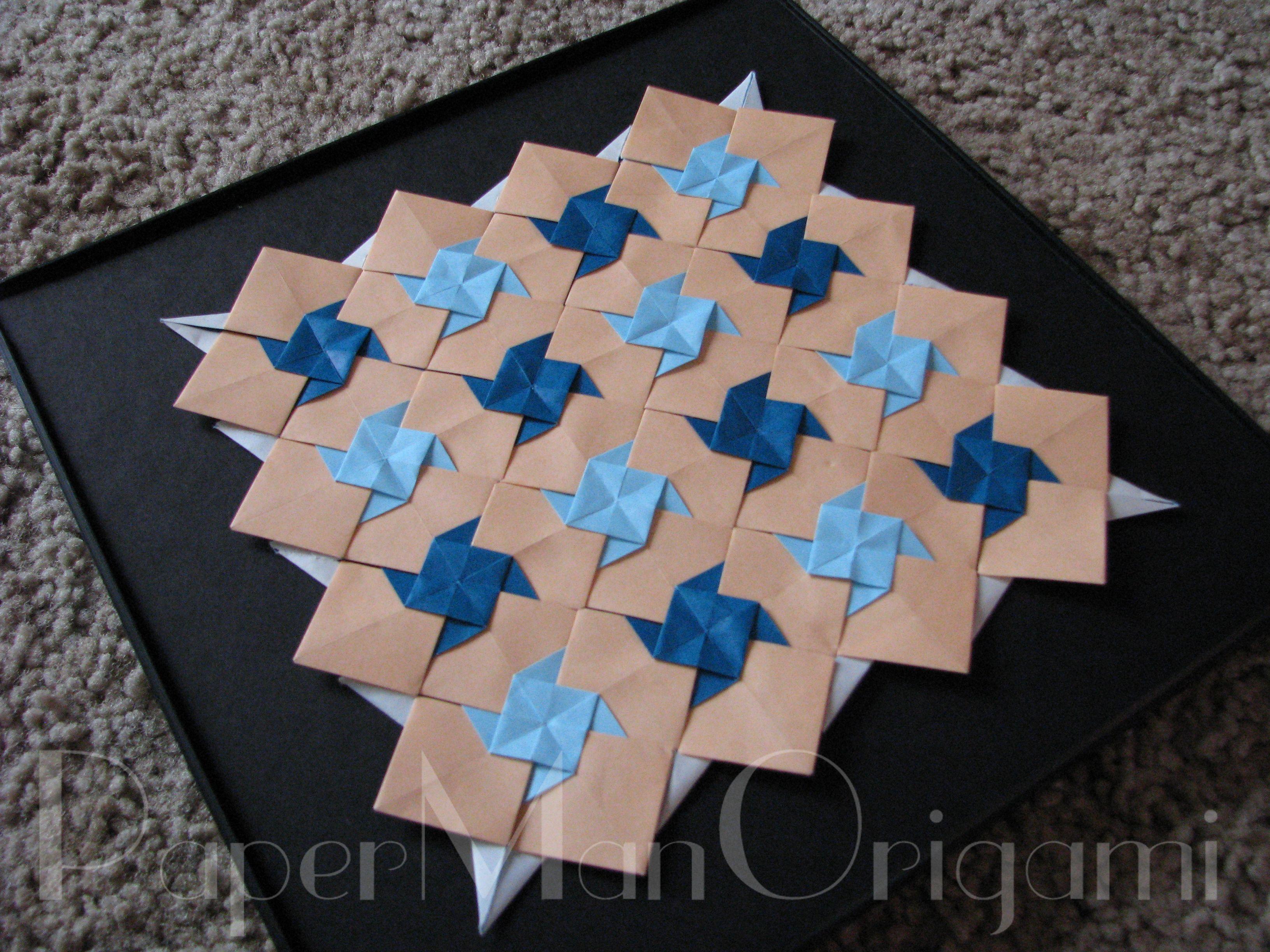 Tomoko Fuse Origami Quilts Star 3-4   Cool Origami   Pinterest ... : folded quilt blocks - Adamdwight.com